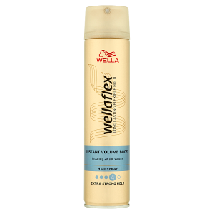 Wella Wellaflex Instant Volume Boost lak na vlasy Extra Strong Hold 250ml