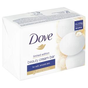 Dove Original Krémová tableta na mytí 4 x 100g