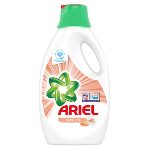 Ariel Sensitive Tekutý Prací Prostředek 2,2l, 40 Praní