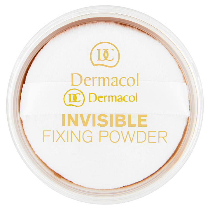 Dermacol Fixační transparentní pudr natural 13g
