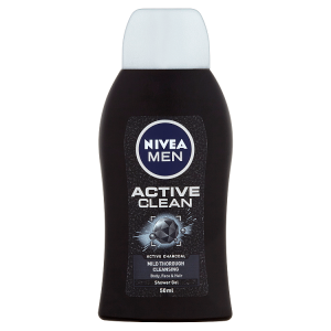Nivea Men Active Clean Sprchový gel 50ml