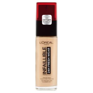 L'Oréal Paris Infaillible 24H Fresh Wear 220 Sand make-up 30ml