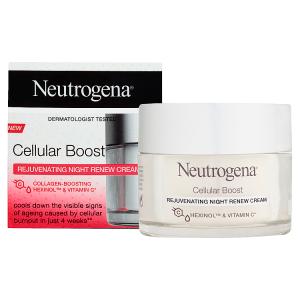 Neutrogena Cellular Boost Omlazující noční krém 50ml