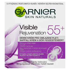 Garnier Skin Naturals Visible Rejuvenation 55+ denní krém pro omlazení pleti 50ml