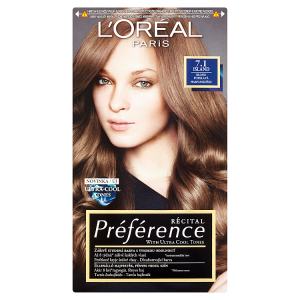 L'Oréal Paris Récital Préférence Island blond popelavá 7.1