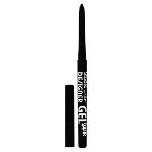 Miss Sporty Studio Lash Designer Gel eye liner 001 black designer