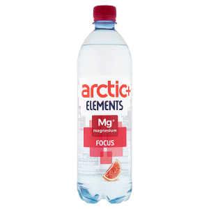 Arctic+ Elements Focus s příchutí grep 750ml