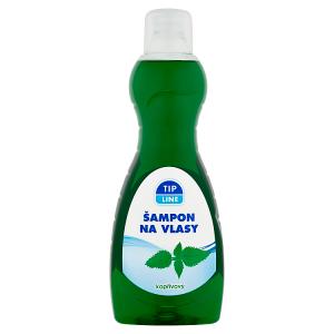 Tip Line Šampon na vlasy kopřivový 1000ml