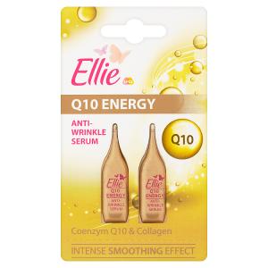 Ellie Q10 Energy Revitalizující sérum proti vráskám 2 x 1ml