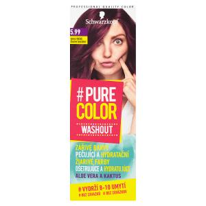 Schwarzkopf Pure Color Washout barva na vlasy Veselá Třešeň 5.99