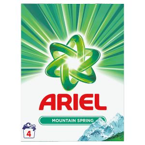 Ariel Mountain Spring Prací Prášek 300g 4Praní