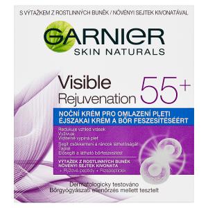 Garnier Skin Naturals Visible Rejuvenation 55+ noční krém pro omlazení pleti 50ml