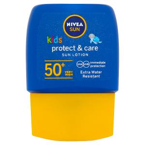 Nivea Sun Protect & Care Kapesní dětské mléko na opalování OF 50+ 50ml