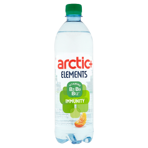 Arctic+ Elements Immunity s příchutí mandarinka 750ml