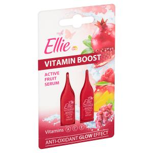 Ellie Vitamin Boost Energizující ovocné sérum 2 x 1ml