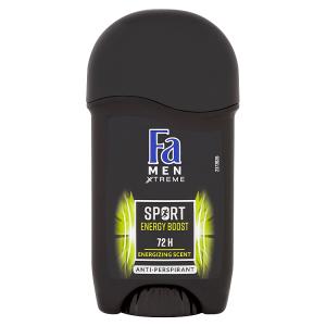 Fa Men Xtreme tuhý antiperspirant Sport Energy Boost 50ml