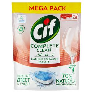 CifAllin1RegularTabletydomyčkynádobí70 ks