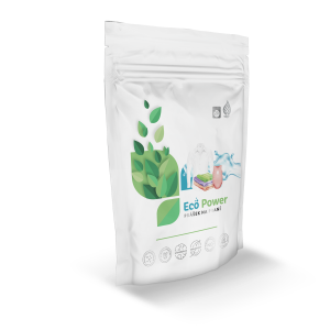 Eco-power S: Bio-univerzální deskový prášek - 20 praní