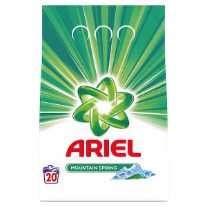 Ariel Mountain Spring Prací Prášek 1,5kg 20Praní