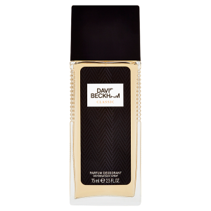 David Beckham Classic deodorant natural sprej 75ml