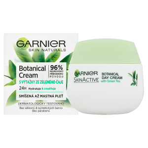 Garnier Skin Naturals Botanical krém s výtažky ze zeleného čaje 50ml
