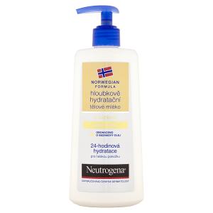 Neutrogena Hloubkově hydratační tělové mléko s olejem 250ml
