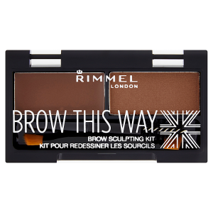 Rimmel London Brow This Way 003 Dark Brown