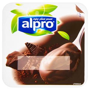 Alpro sójový dezert s příchutí hořké čokolády 125g