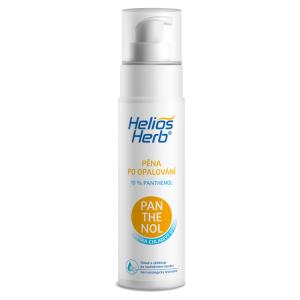 Helios Herb Pěna po opalování 10% Panthenol 150ml
