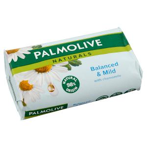 Palmolive Naturals Balanced & Mild tuhé mýdlo 90g