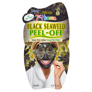 7th Heaven Slupovací maska z černých mořských řas 10ml