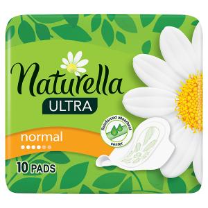 Naturella Ultra Normal  Camomile Hygienické Vložky S Křidélky 10ks