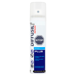 Diffusil Repelent Plus spray 100ml