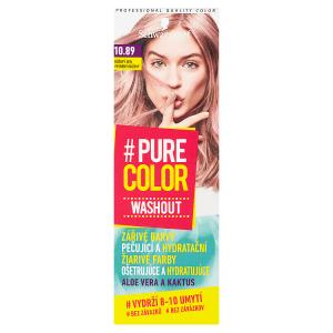 Schwarzkopf Pure Color Washout barva na vlasy Růžový Sen 10.89