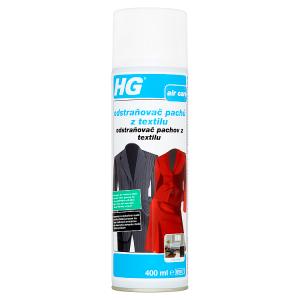 HG Odstraňovač pachů z textilu 400ml