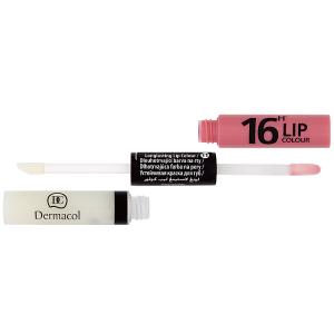 Dermacol 16H Lip Colour Dlouhotrvající barva na rty 11