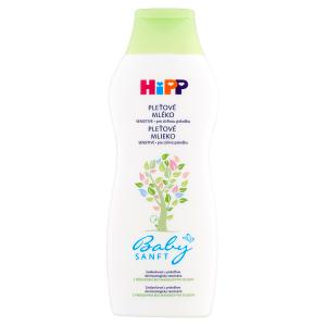 HiPP Babysanft Sensitive pleťové mléko pro citlivou pokožku 350ml