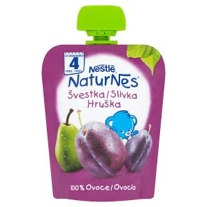 Nestlé NaturNes Švestka hruška 90g
