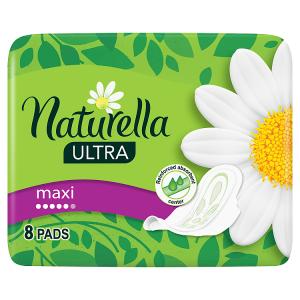 Naturella Ultra Maxi Hygienické Vložky S Křidélky 8ks