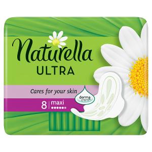 Naturella Ultra Camomile Maxi Hygienické Vložky 8x