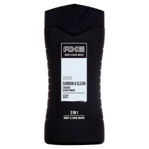 AXE Urban Carbon & Clean Sprchový gel na tělo a vlasy 250ml