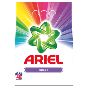 Ariel Color Prací Prášek 3kg 40Praní