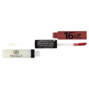Dermacol 16H Lip Colour Dlouhotrvající barva na rty 12