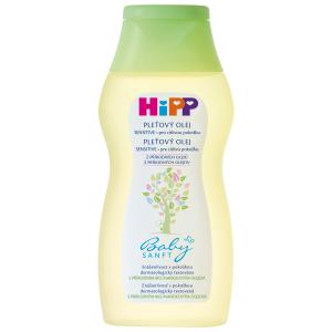 HiPP Babysanft Přírodní pleťový olej 200 ml