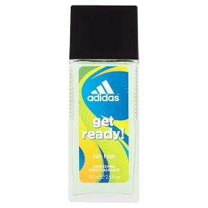 Adidas Get Ready! deodorant natural sprej 75ml