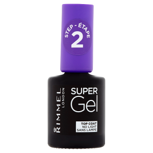 Rimmel London Super Gel Top coat step 2 12ml