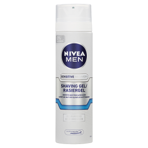Nivea Men Sensitive Recovery Gel na holení 200ml