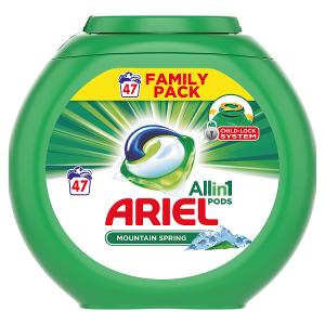 Ariel Allin1 Pods Alpine Kapsle Na Praní, 47 Praní