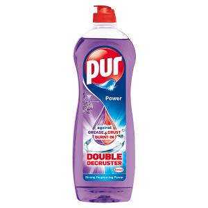Pur Power Lavender & White Vinegar prostředek na ruční mytí nádobí 900ml