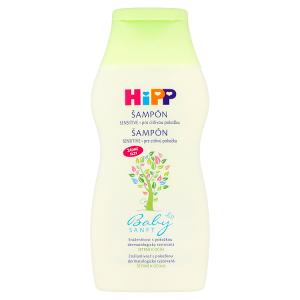 HiPP Babysanft Sensitiv šampón pro citlivou pokožku 200ml